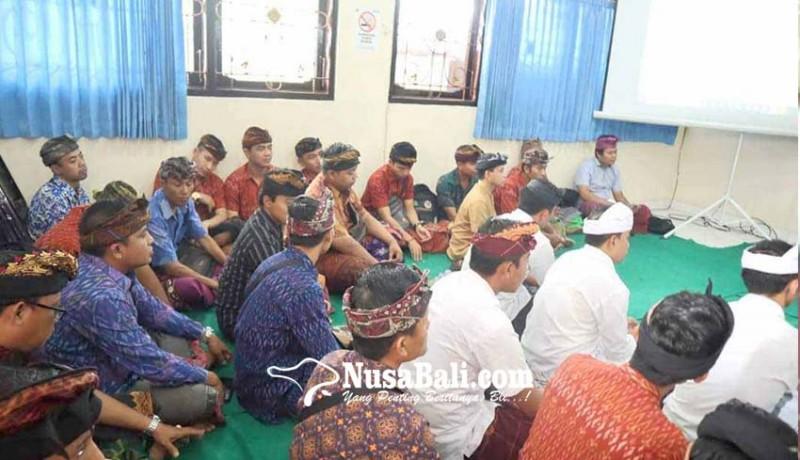 Kemenag Perpanjang Kontrak 62 Penyuluh Agama Hindu