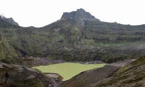 Cerita Rakyat : Asal Mula Gunung Kelud