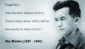 Sosok Tan Malaka Pahlawan Nasional Berhaluan Kiri