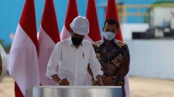 Kunjungan Kerja Ke Kota Cilegon, Presiden RI Didampingi Kapolda Banten