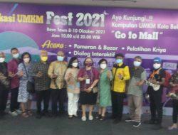 Bekasi UMKM Fest Bangkitkan Ketahanan Ekonomi Keluarga Dimasa Relaksasi Pandemi Covid 19