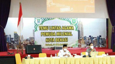 FKUB Kota Bekasi Gelar Acara Temu Lintas Agama Pemuda Milenial Kota Bekasi