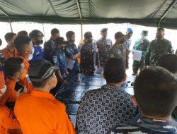 Personel Ditpolairud Polda Banten Ikuti Tactical Floor Game Latihan Operasi Penanggulangan Bencana