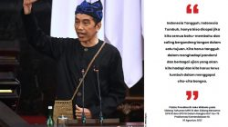 Buku Indonesia Tangguh Indonesia Tumbuh 2021